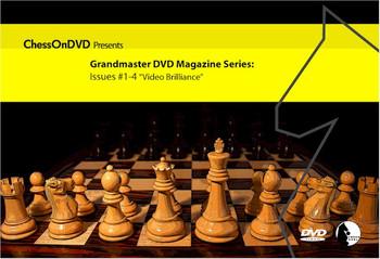Grandmaster DVD Magazine Series: Issues #1-4