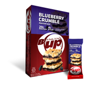 BOX - B-Up Blueberry Crumble - 12 Count