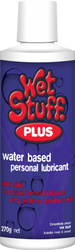 Wet Stuff Plus Lubricants