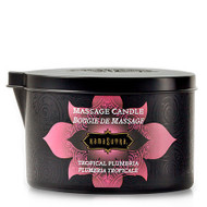 Kama Sutra Massage Candle Tropical Plumeria