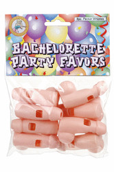 Bachelorette Party Favors Pecker Whistles (8 pcs)