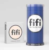 Fifi Blue with 5 Sleeves