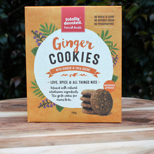 Pregnancy Cookies from Totally Devoted may assist expecting mums overcome morning sickness and nausea.
