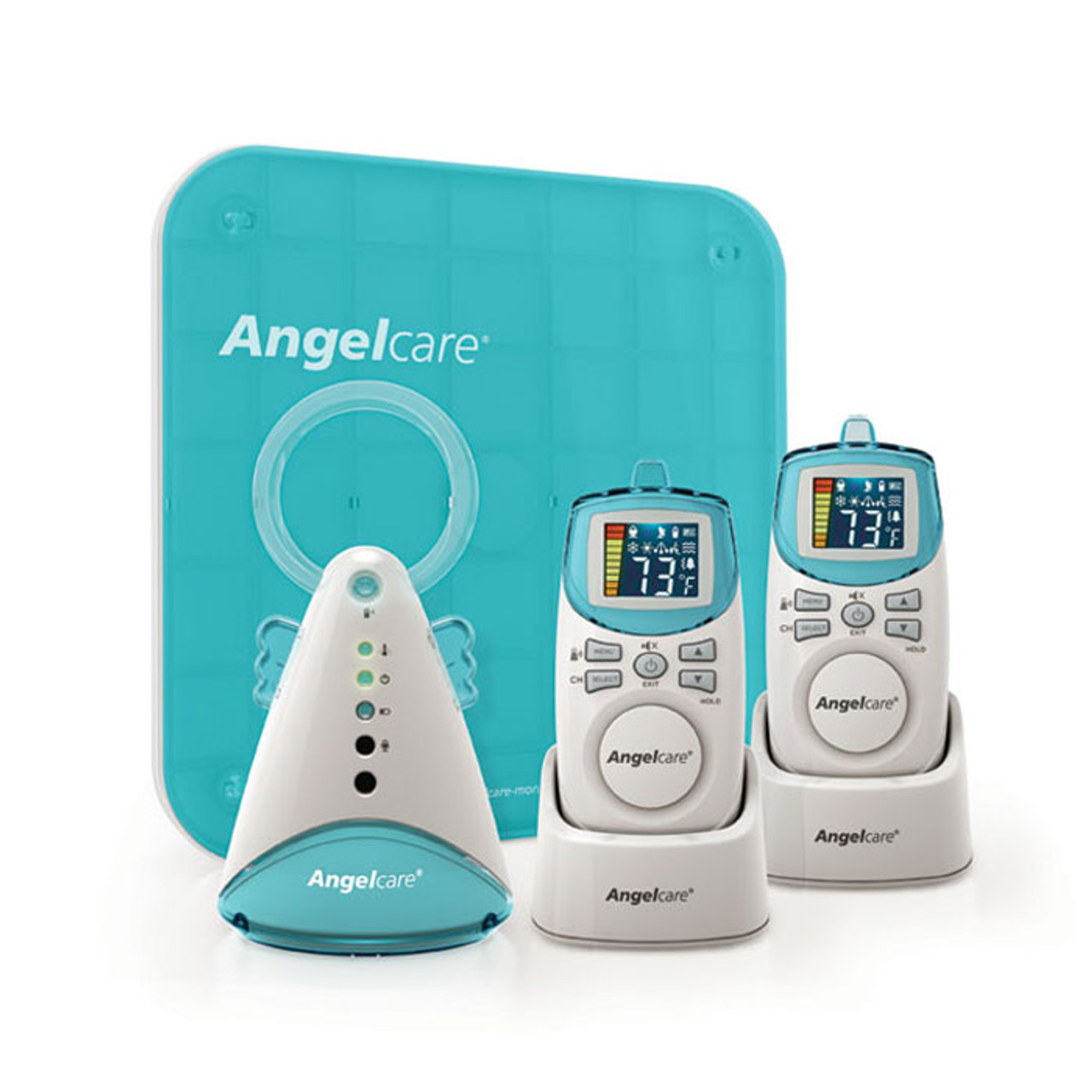 angelcare movement sound baby monitor deluxe ac401. Black Bedroom Furniture Sets. Home Design Ideas