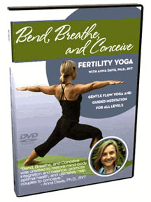 Bend, Breathe & Conceive - Dvd