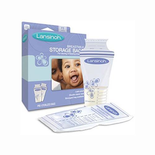 Lansinoh Milk Storage Bags - 25