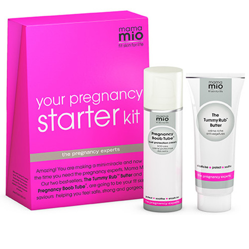 Mama Mio - Your Pregnancy Starter Kit
