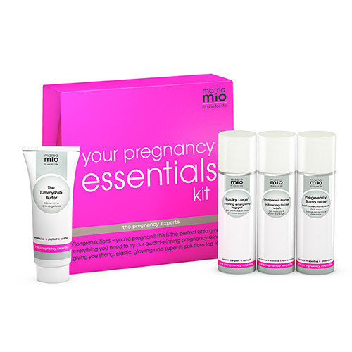 Mama Mio- Your Pregnancy Essentials Kit