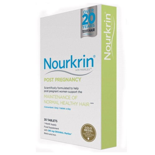 Nourkrin Post Pregnancy 30 Tabs