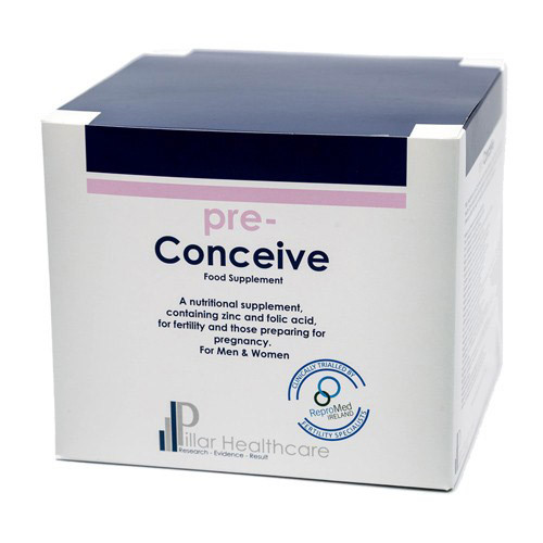 Pre-Conceive Fertility Supplement