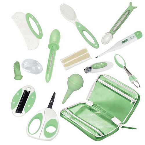 Summer Infant Deluxe Nursery & Bath Care Kit - 24 Piece