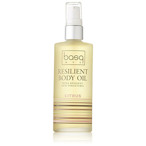 Basq Resilient Body Stretch Mark Oil - Citrus
