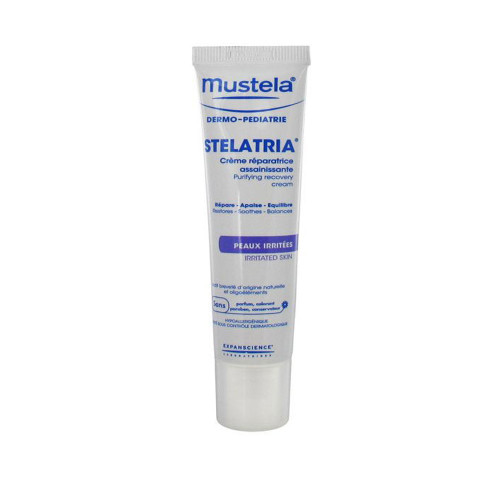 Mustela Stelatria Recovery Cream Irritated Skin 40ml