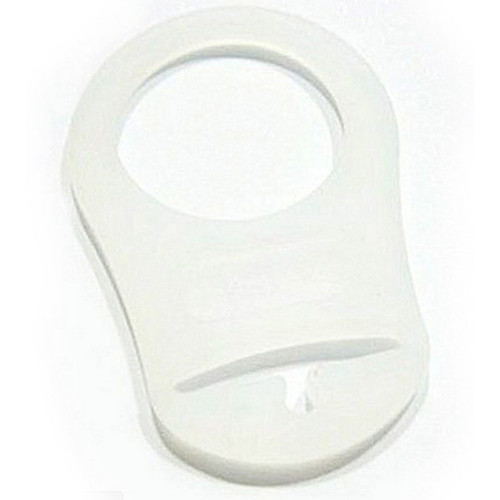 SleepyTot White Silicone Adapter Ring (2 Pack)