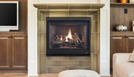 "Superior 40"" Gas Direct Vent Fireplace - DRT4240"