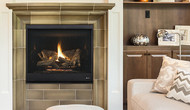 "Superior 45"" Gas Direct Vent Fireplace - DRT4245"