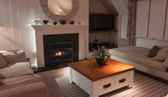 "Superior 26"" Vent-Free Fireplaces - T-Stat"