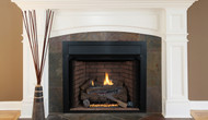 "Superior 36"" Vent-Free Fireplaces, Radiant - Millivolt - VRT4036"