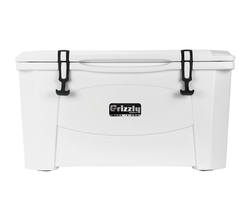 Grizzly 60QT White
