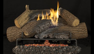 Superior Vent-Free Logs and Burners - Triple Flame