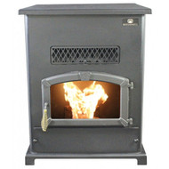 Breckwell SP1000 Big E Pellet Stove Front