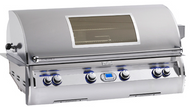 Firemagic Echelon Diamond E1060i Built-In Grill with Left Side IR Burner  -  Magic View Window and Digital Thermometer