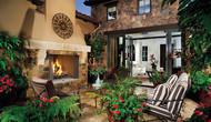 "Superior Purefire 42"" Paneled Outdoor Wood-Burning Fireplace - White Herringbone Refractory Panels - WRE4542"