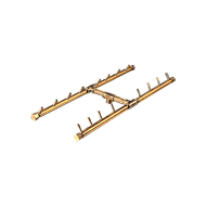 CROSSFIRE™ CFBH160 H-STYLE Brass Burner