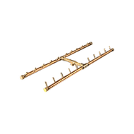 CROSSFIRE™ CFBH200 H-STYLE Brass Burner