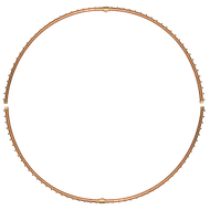 CROSSFIRE™ CFBR1.02 Radial-Style Brass Burner