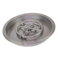 Athena Round Drop-in Pan + Ring Burner