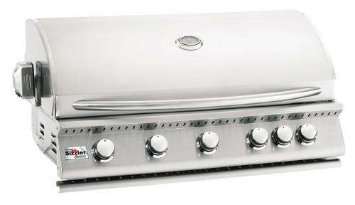 "Sizzler Summer Set Series 40"" BBQ Built in series. 4 burner great value."