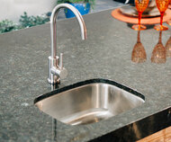 Summerset Under Mount Sink with Faucet - SSNK-3