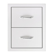 Summerset Double Drawer - Storage Drawers - SSDR2