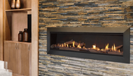 """Majestic Echelon II 48"""" Direct Vent Gas Fireplace with IntelliFire Plus Ignition System (NG)"""