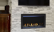 """Majestic Jade 32"""" Direct Vent Gas Fireplace with IntelliFire Touch Ignition System (NG)"""