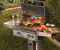 Designed for condos, apartments, or anywhere spaceis at a premium. The American Outdoor Grill In-Groundand Patio Post Mount units pack a lot of grillingenjoyment into smaller spaces