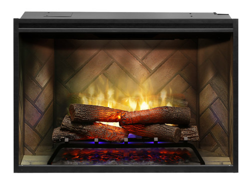 Dimplex Revillusion 36 inch Built-In Electric Firebox ... on Embers Fireplaces & Outdoor Living id=34628