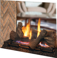 "Superior 40"" See Through Direct Vent Gas Fireplace - DRT63ST"