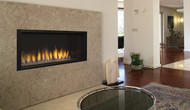 "Superior 43"" Gas Linear Direct Vent Fireplace"