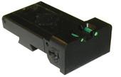 Dawson Precision Bomar BMCS Adjustable Fiber Optic Rear Sight Standard Notch