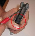 Dawson Precision 1911 Extractor Removal Tool