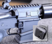 Mag Release Button for AR-15, Black by Arredondo