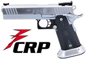 STI 2011 Edge 40 S&W Competition Ready Pistol Hard Chrome Finish