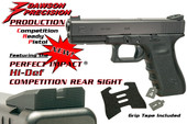 DAWSON PRODUCTION Competition Ready Pistol GLOCK 17 GEN 4 9MM