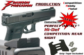 DAWSON PRODUCTION Competition Ready Pistol GLOCK 34 GEN 4 9MM