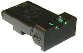 Dawson Precision Bomar BMCS Adjustable Fiber Optic Rear Sight Wide Notch
