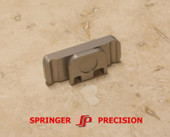 Slide Racker for Glock Carry/Duty Silver by Springer Precision