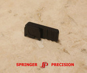 Springer Precision Glock Competition Black Slide Racker