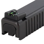 Dawson Precision Glock * Fixed Charger Fiber Optic Rear Sights
